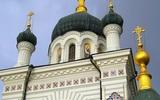 СК проверит фотосессию полуголой модели в православном храме