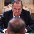 Лавров заявил Помпео о категорическом неприятии новых антироссийских санкций