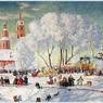 У православных христиан началась Масленичная неделя