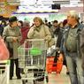 СМИ: Россияне отправились в магазины