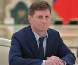 Песков ответил на вопрос об отставке задержанного Фургала