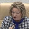 """Матвиенко пообещала лишить Топилина """"лёгкой жизни"""" из-за проблем с соцзащитой"""
