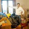 Саакашвили отправился на выход с вещами из кабинета главы Грузии