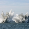 Пограничник пропал без вести при взрыве катера в Мариуполе