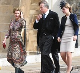 Вслед за внуком Елизаветы II о разводе объявил и её племянник