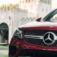 Mercedes показал обновленный GLC Coupe