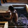 Купели для крещенского купания и мобильная баня для женщин появятся в центре Москвы