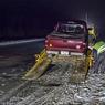 В Хабаровске стихийное бедствие - пришла зима (ВИДЕО)