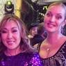 Анита Цой выложила уморительное видео с дня рождения Насти Волочковой