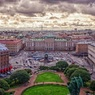 В Санкт-Петербурге запретили посещение храмов и парков