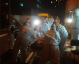 При пожаре в реанимации больницы Москвы погиб человек