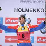 Биатлон: Фуркад продолжает собирать норвежское золото