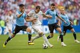 Сборная России проиграла Уругваю в заключительном матче группового этапа ЧМ-2018