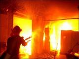 В огне пожара больницы в Смоленской области погибли трое