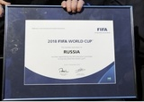 ФИФА осталась довольна российскими стадионами