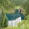 Раскрыта тайна исчезающего озера (ФОТО)