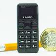 Как выглядит самый маленький в мире телефон?