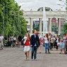 28 апреля стало в Москве самым теплым днем с начала года