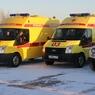 Маршрутка с пассажирами столкнулась со снегоуборщиком в Якутии