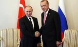 В Турции назвали главные темы будущих переговоров Путина и Эрдогана