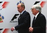 Экклстоун: У нас нет претензий к России