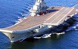 Первый в истории китайский авианосец спущен на воду