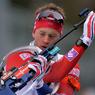 Биатлон: Шипулин добыл для сборной серебро в эстафете