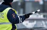 Опубликована карта патрульных точек ГИБДД на въездах в Москву