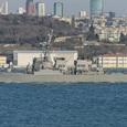 Американский эсминец Donald Cook покинул Чёрное море