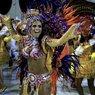 Бразилия: На карнавале в Рио идут соревнования школ самбы