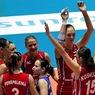 Российские волейболистки взяли вверх над командой Болгарии