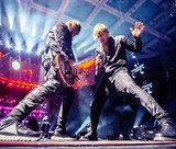 Группа «БИ-2» органично вписала полный «Олимпийский» в свой «Горизонт событий»