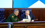 Шойгу доложил Путину о причинах ЧП на глубоководном аппарате