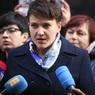 Надежде Савченко потребовалась операция на колене
