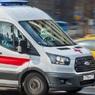 Автобус врезался в стену дома в Подмосковье