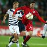Лига Европы: Ворота Каррассо охранялись хорошо