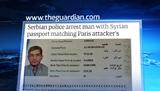 В Сербии арестован мужчина с паспортом одного из парижских террористов