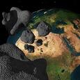 «Потерянный» учёными астероид на всех парах мчится к Земле