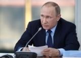 Большинство россиян назвали Владимира Путина политиком года
