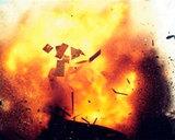 Громкий взрыв разбудил жителей Северного микрорайона Ростова-на-Дону ночью
