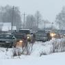 На белорусско-польской границе скопились сотни легковых машин