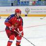 Путин намерен сделать хоккей спортом номер один в России