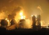 Взрыв прогремел на фабрике на востоке Китая