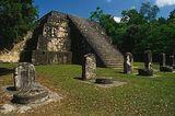 Большая голубая дыра хранит тайну гибели майя (ФОТО)