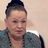 Раиса Рязанова разговаривала у гроба своего сына