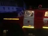 В Пермском крае пешеходный переход обрушился на автомобили