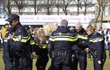 Полиция задержала нескольких подозреваемых в стрельбе в Утрехте