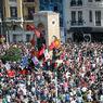 Журналистка RT наглоталась в Стамбуле слезоточивого газа