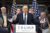 Дональд Трамп намерен задержаться в кресле президента на два срока