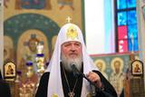 Патриарх Кирилл поговорил с молодёжью о хламе в интернете